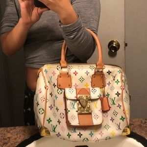 🌸 cute preloved LV bag